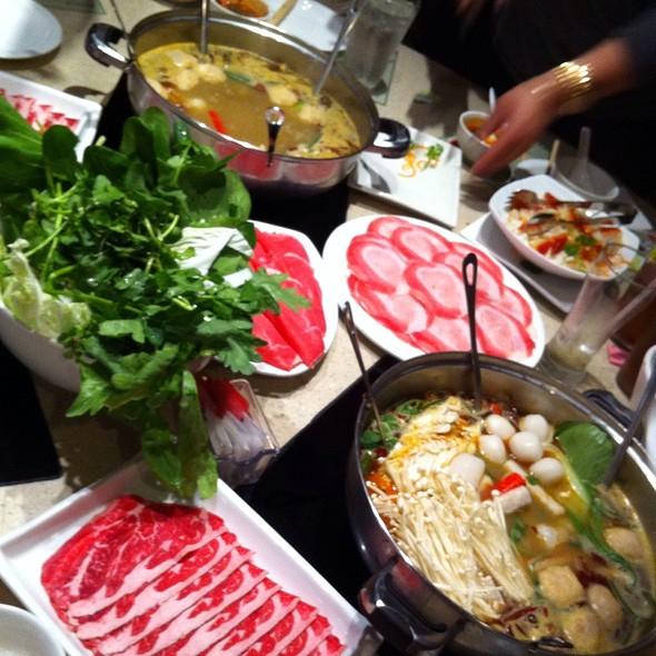 Hotpot @ Little Sheep Mongolian Hot Pot