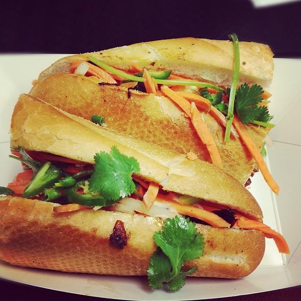 Banh Mi @ Banh Mi Nguyen Huong