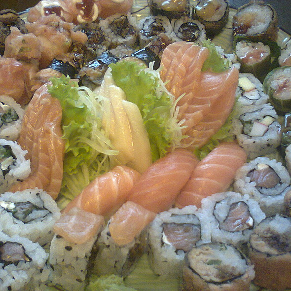 Sushi @ Zensei Sushi