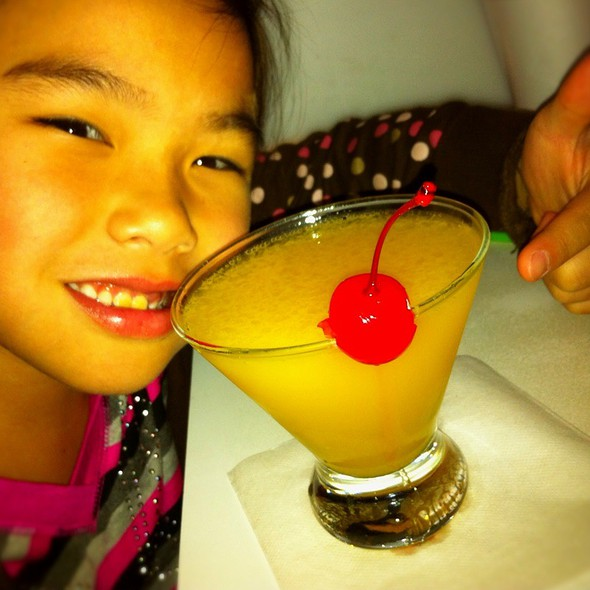 Mango Martini @ Asian Mint