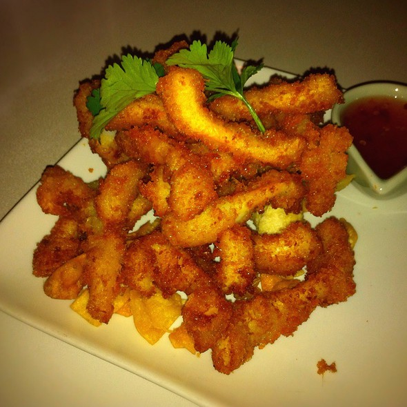Fried Calamari @ Asian Mint