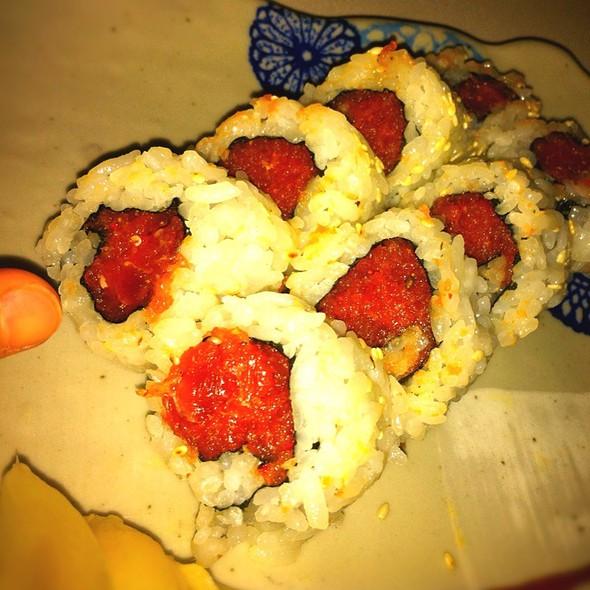 Spicy Tuna Roll @ Asian Mint