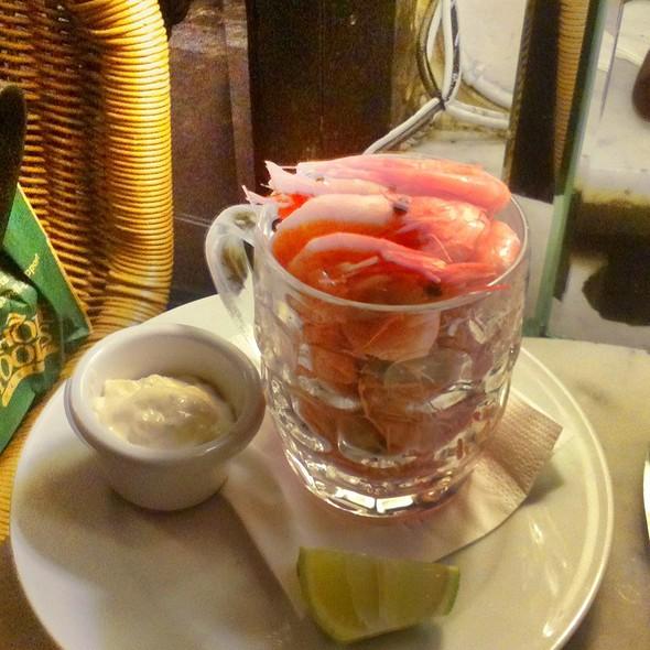 Half Pint Shrim @ Randall & Aubin