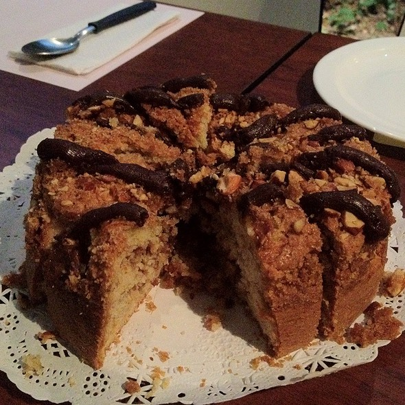 Coffee Cake Banana Y Chocolate @ Franca Coffeecakes