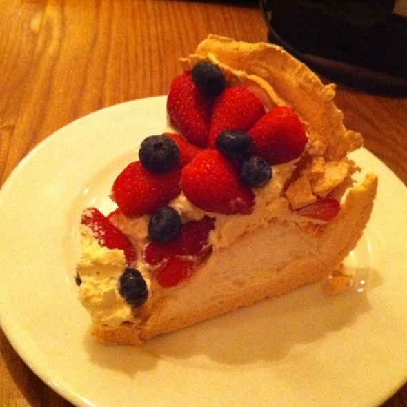 Fruit Meringue