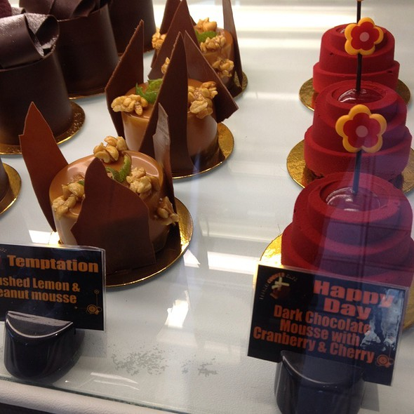 French Confections! @ French Corner Cafe the