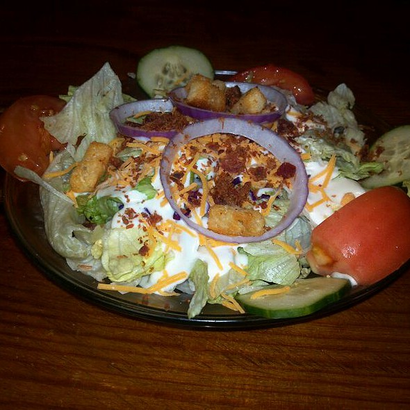 Side Salad @ Arena Steakhouse