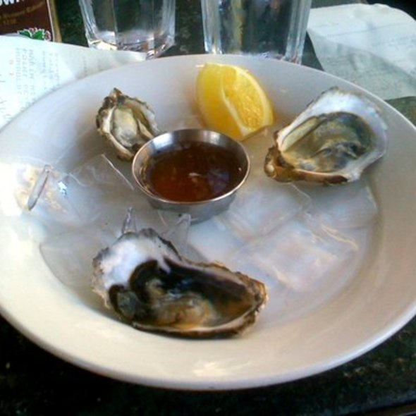 Oysters @ Zuni Cafe