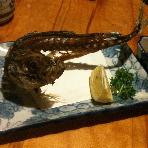 Crispy Fish @ Tsukiji