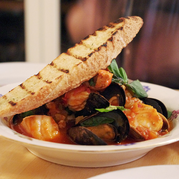 Cioppino @ The Gabardine
