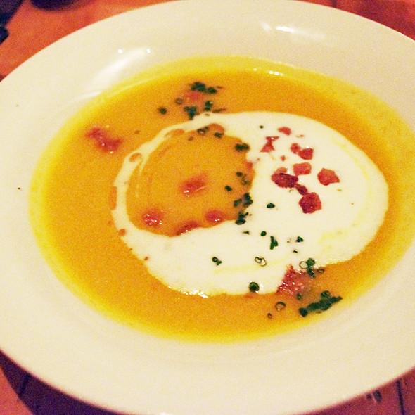Butternut Squash Soup @ Marben