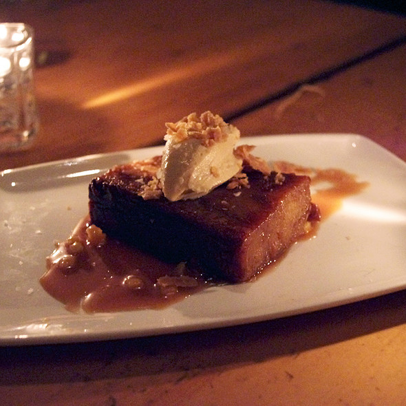 Bread Pudding @ Marben