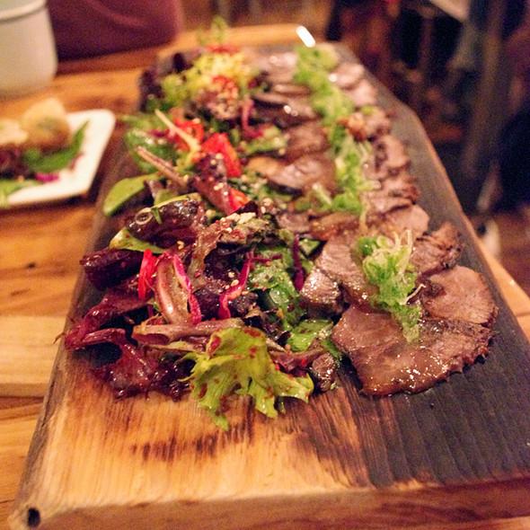 48 hour braised beef shank @ Swish by Han