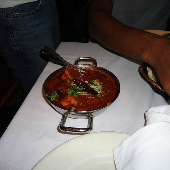 Phall Worlds Hottest Curry @ Brick Lane Curry House