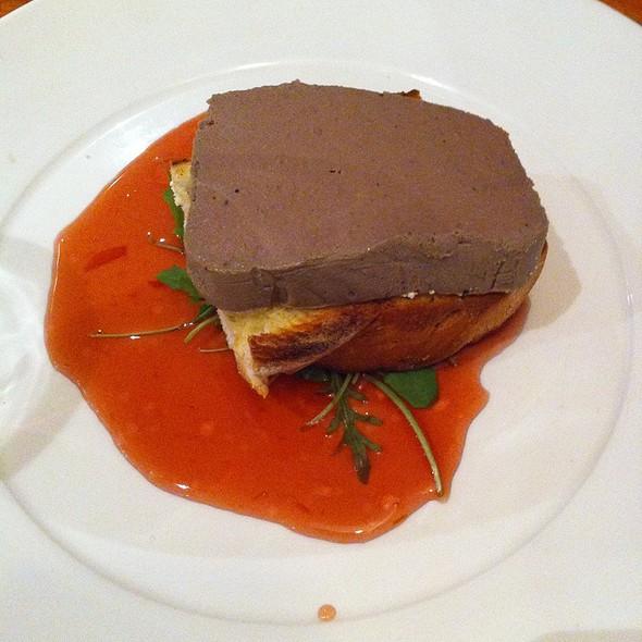 Chicken Liver Pâté @ Cafe 1