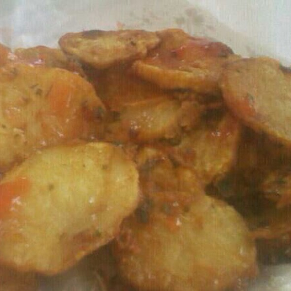 Delicious Bhajias @ McFrys