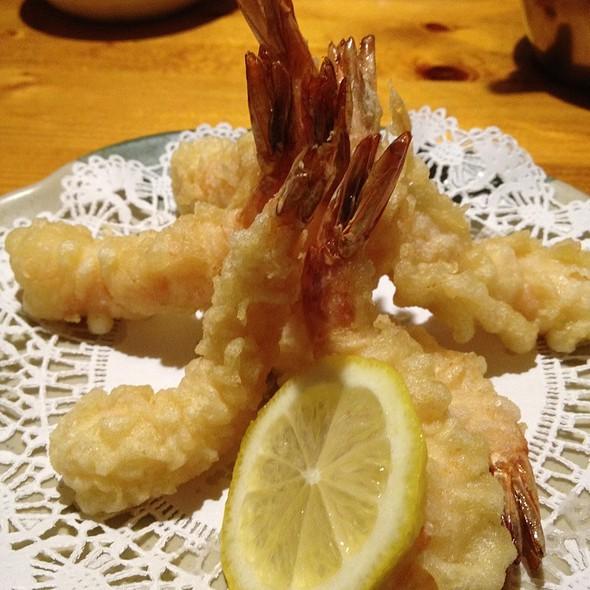 Ebi Tempura @ Umezono Japanese Restaurant