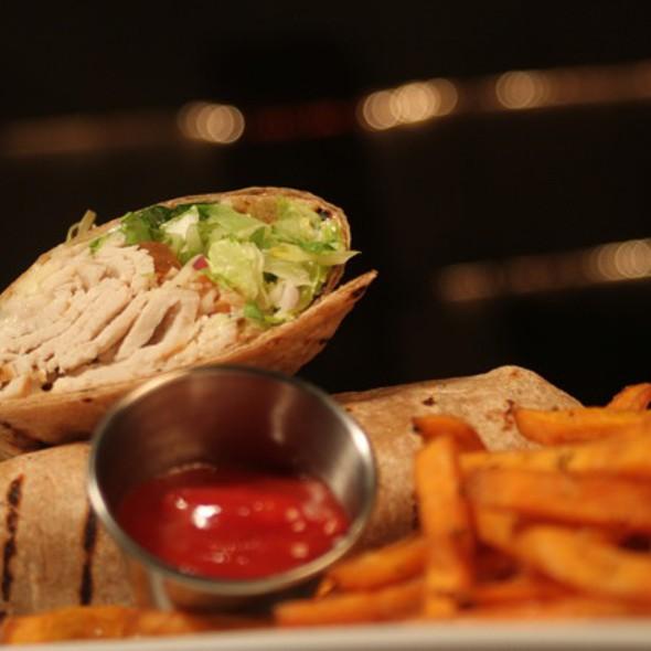 Turkey Avocado Wrap  - Mesa Street Grill, El Paso, TX