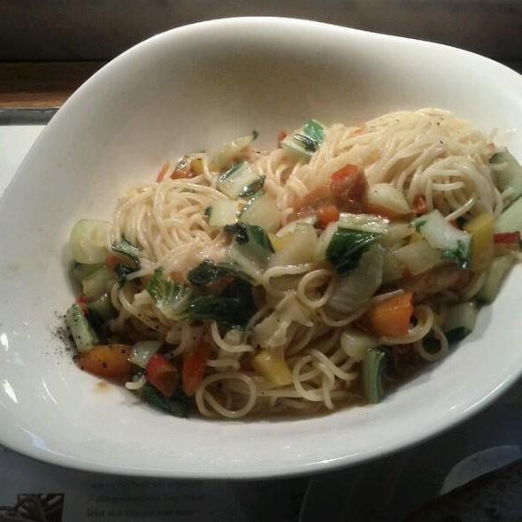 Spaghetti Tacchino Piccante @ Vapiano