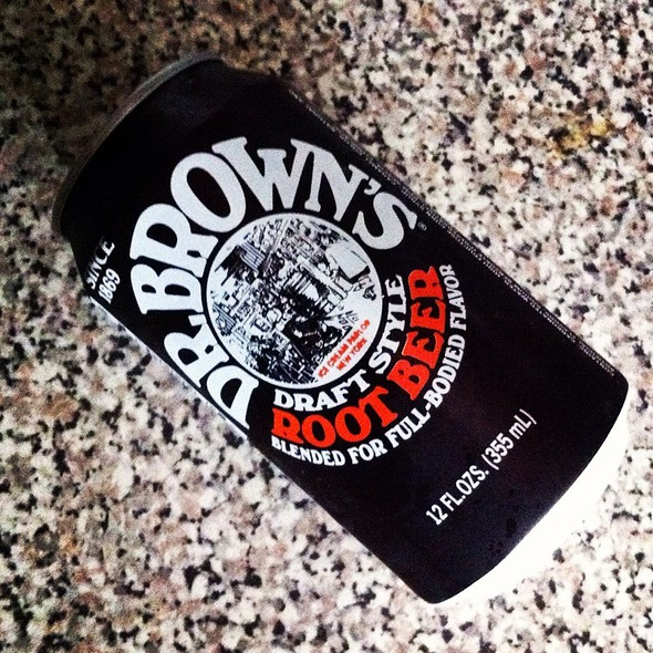 Dr. Brown's Root Beer @ College Point, Queens, NY