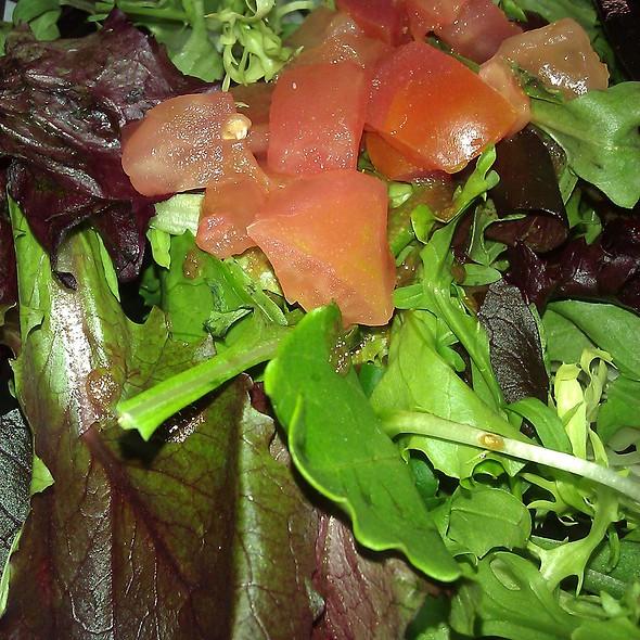 Side Salad @ Home Turf Sports Bar