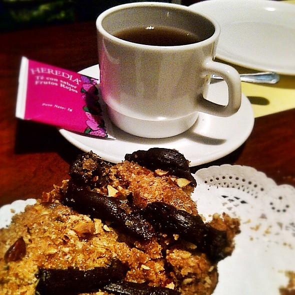 Coffee Cake Banana Y Chocolate @ Franca Coffeecakes