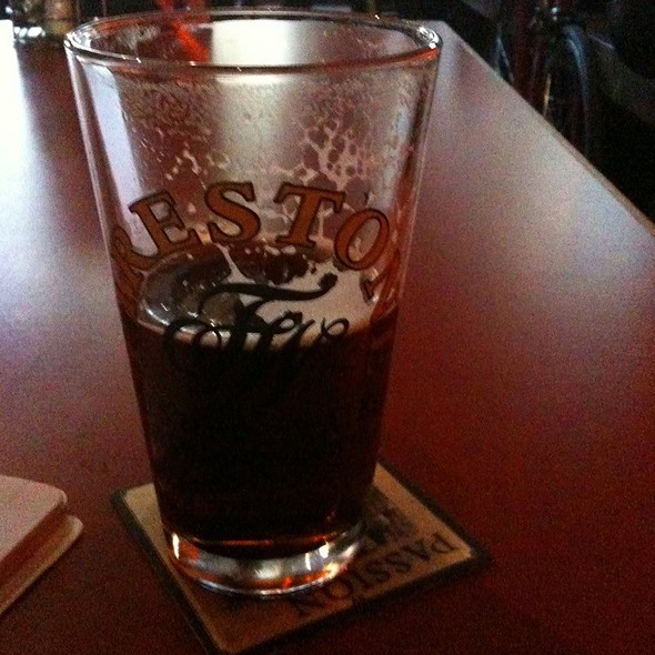 Newcastle Brown Ale @ Mad Dog In The Fog