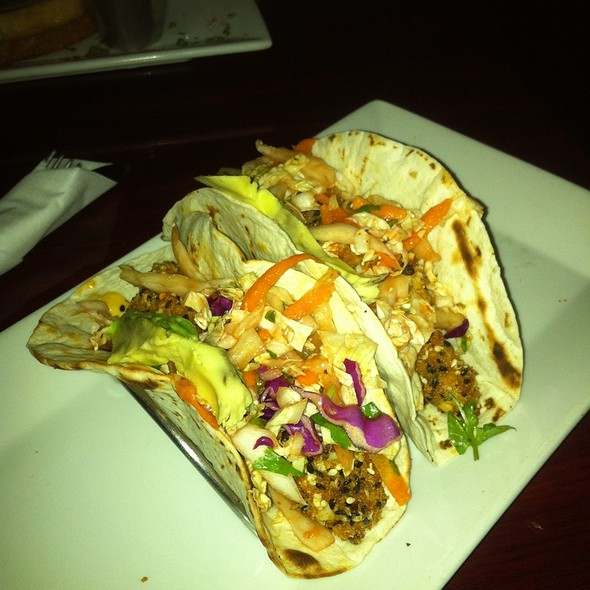 Hot And Spicy Fish Tacos @ Pub Fiction