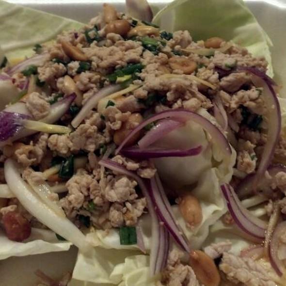 Nam Sod @ Papaya Thai and Sushi Bar
