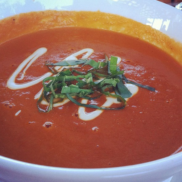 Tomato Soup @ Bar Bocce