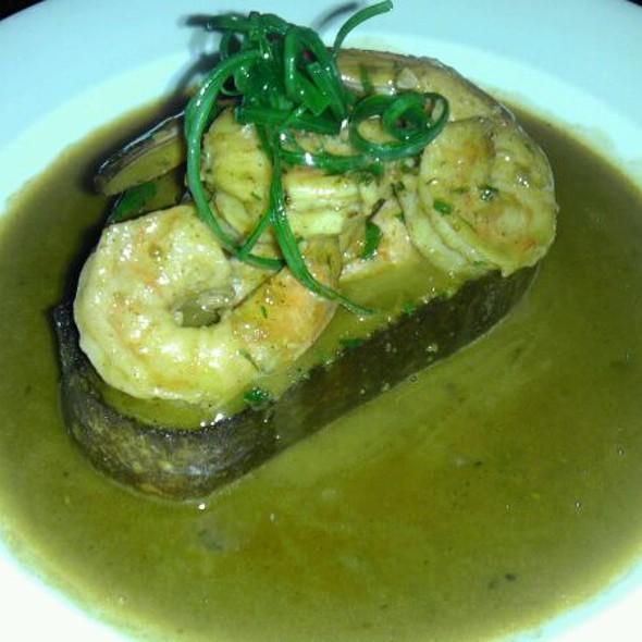 BBQ Shrimp @ Town Hall Restaurant