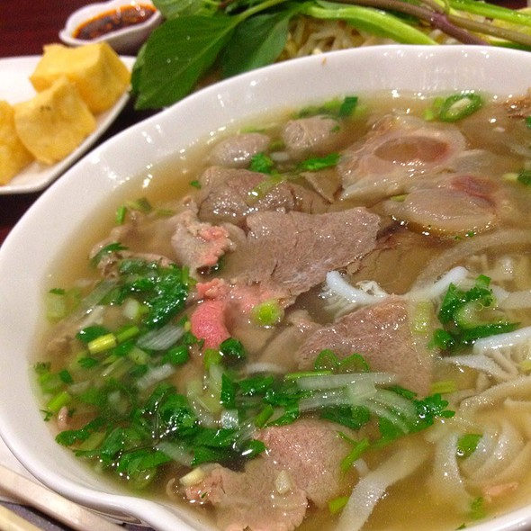 Pho Soup (House Special) @ Pho Bo Saigon Ltd