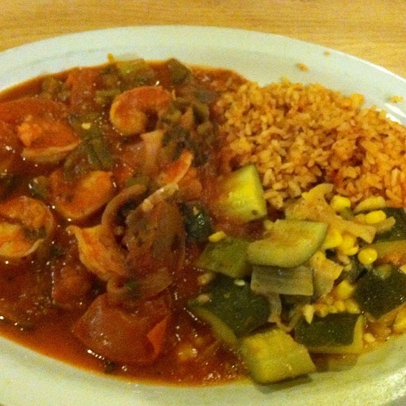 Camarones Rancheros @ Nana's Kitchen Authentic Mexican Food