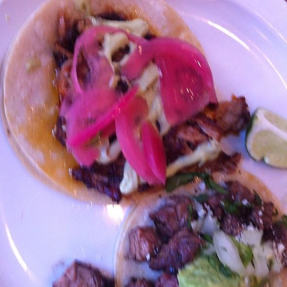 Tacos @ Pinche Tacos Taqueria