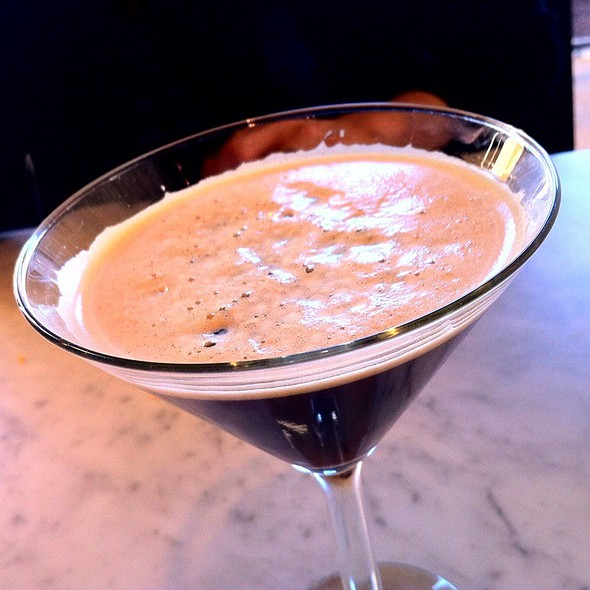Espresso Martini @ Dulce Coffee Shop