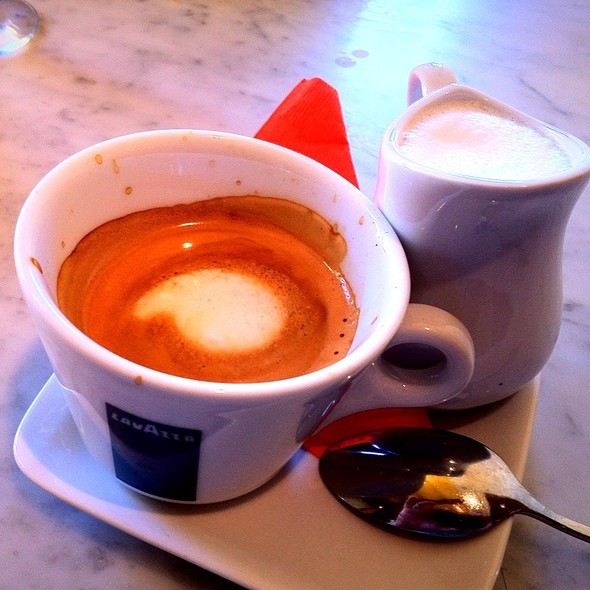 Espresso Cortadito Doble @ Dulce Coffee Shop