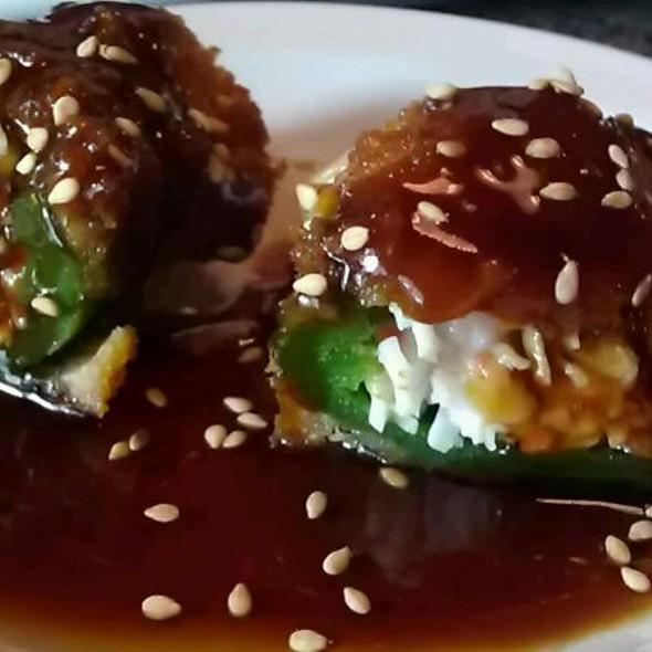 Jalapeño Popper @ Momo's Sushi
