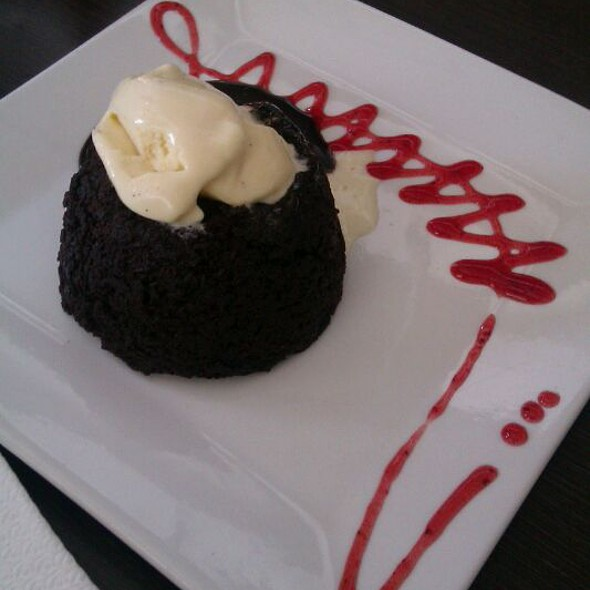 Chocolate Malt Cake @ Kuppa
