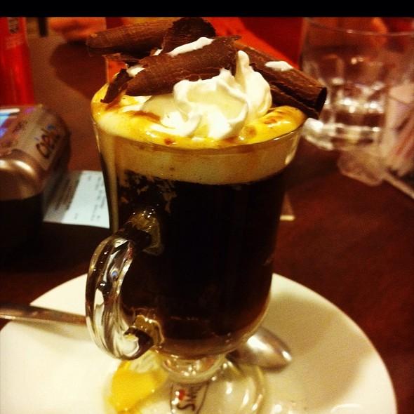Café Com Chocolate E Conhaque @ Frans Café - João Pessoa
