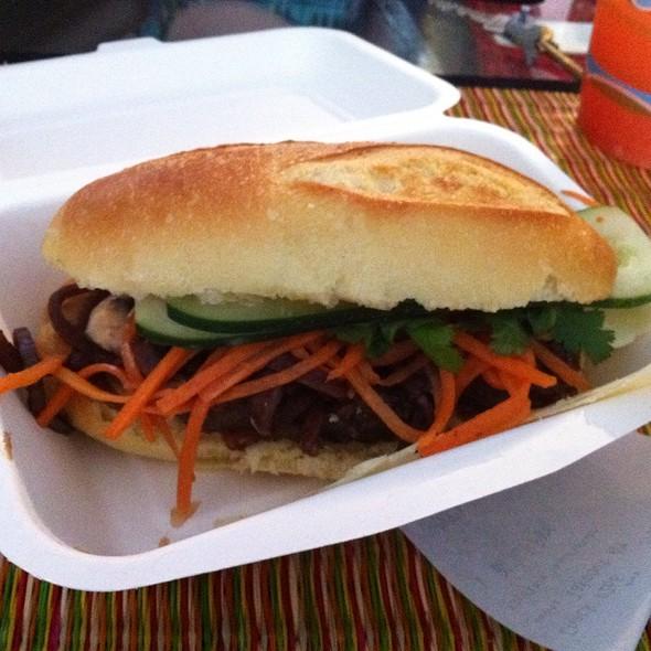 Batali Pang @ Num Pang Sandwich Shop