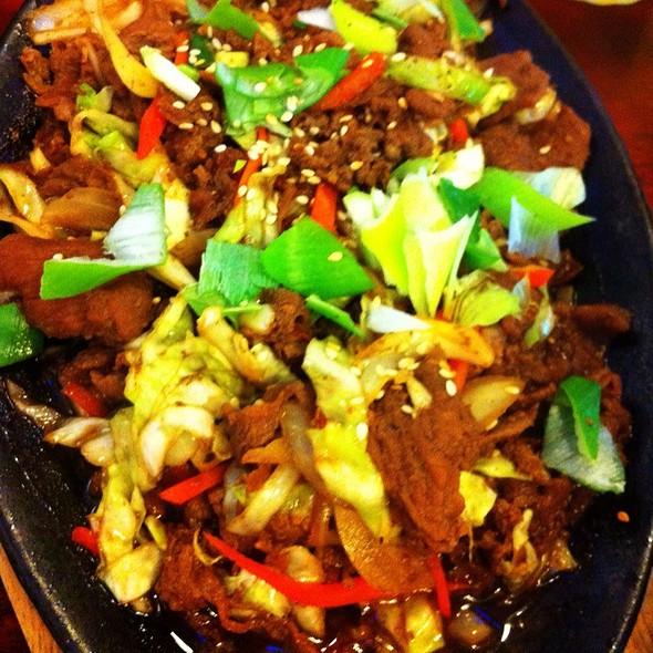 Bul Go Gi @ Ulsan Korean Restaurant