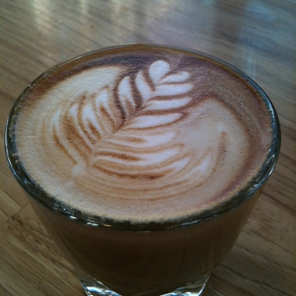Gibraltar @ Blue Bottle Coffee
