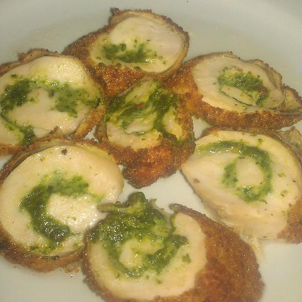 Chicken Spiedini @ Frontenac Grill