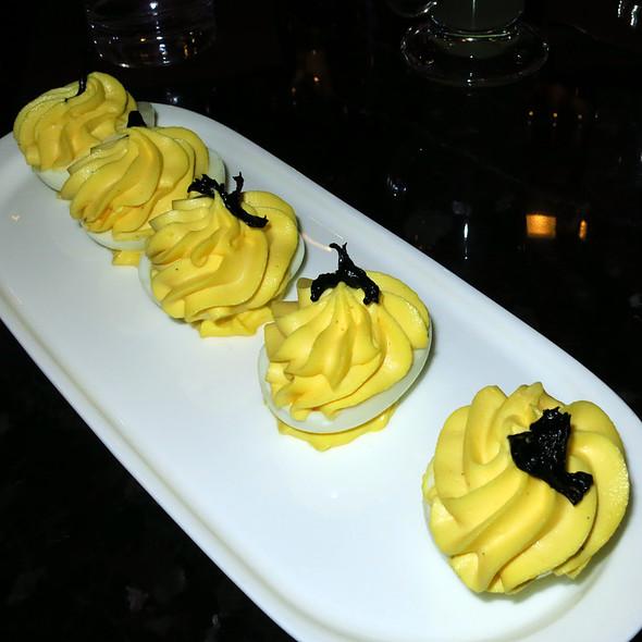 Deviled Eggs @ Sable Kitchen & Bar
