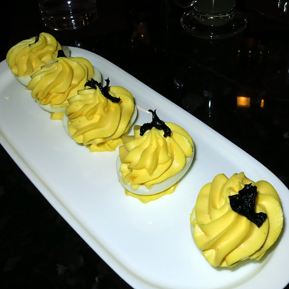 Deviled Eggs @ Sable Kitchen & Bar