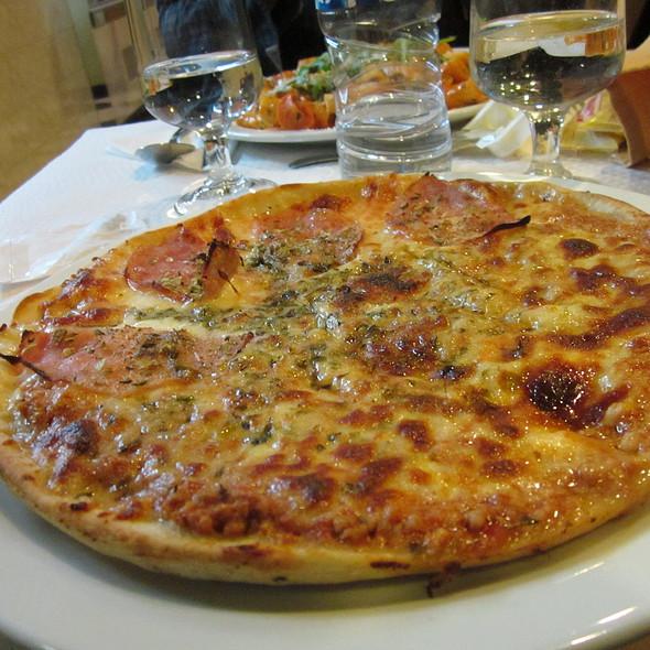 Pizza Emiliana @ Ciau Italia