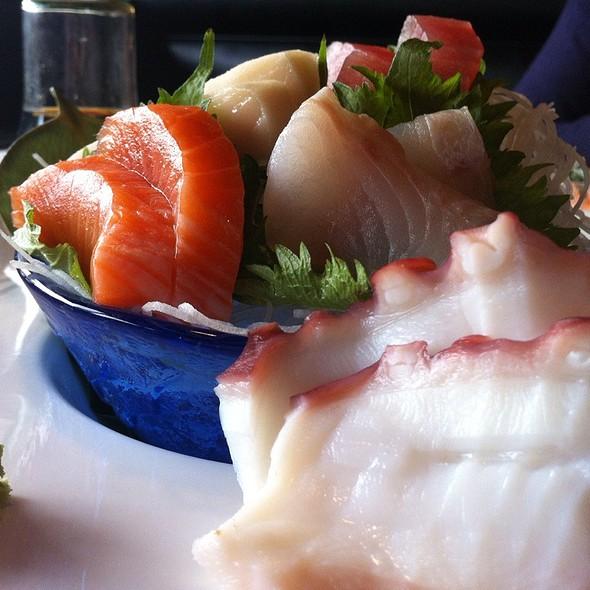 Sashimi @ Nagoya Steak & Sushi