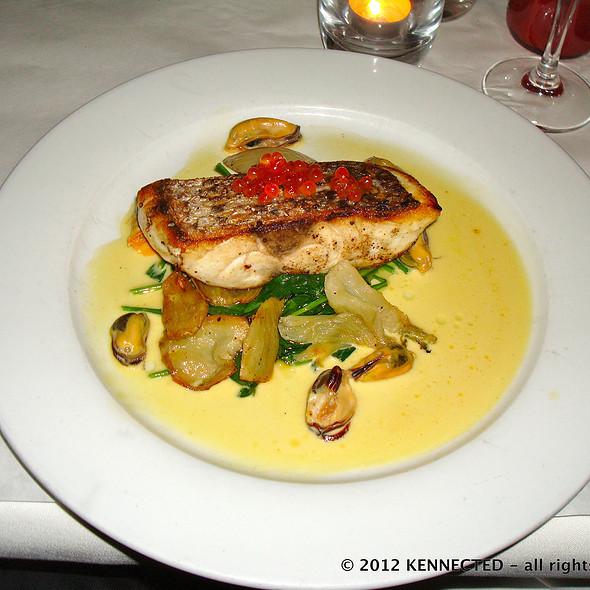 Sea bass @ Good Restaurant