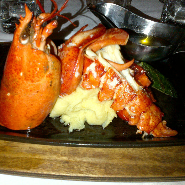 Whole Lobster - Charcoal Steak House, Kitchener, ON