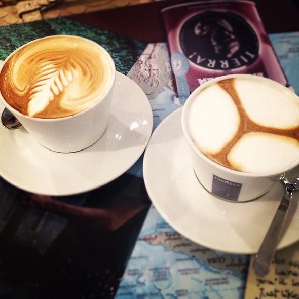 Cappuccino @ Eataly